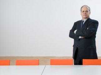M. Jean-Daniel Théraulaz, avocat et trésorier